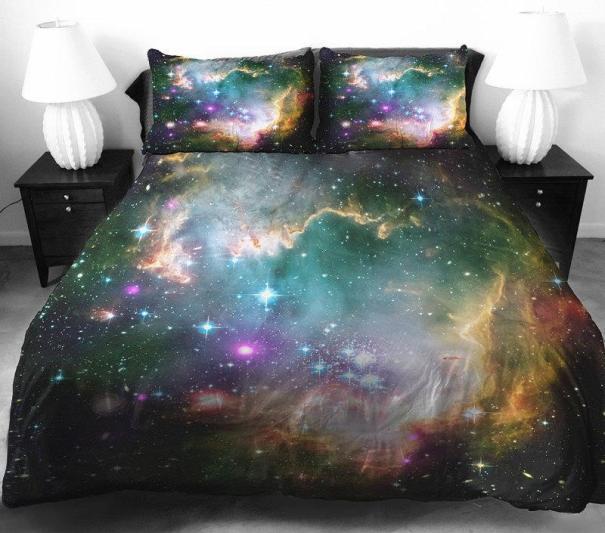 cama galaxica elvelodeisis