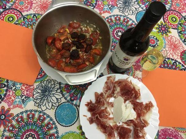 elvelodeisis receta ensalada choricera